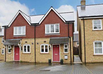 Thumbnail 2 bed semi-detached house for sale in Brockham Grange, Sherfield-On-Loddon, Hook