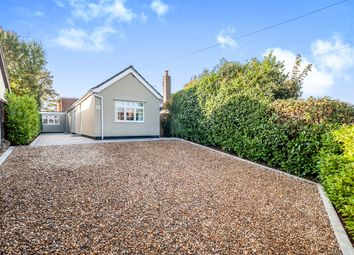 Thumbnail 2 bedroom detached bungalow for sale in Sheepcot Lane, Leavesden, Watford