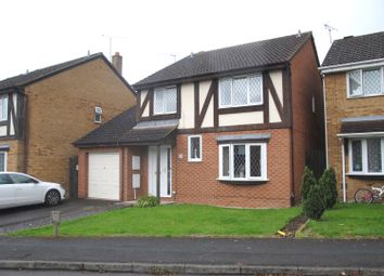 Thumbnail 4 bed detached house for sale in Gifford Road, Lower Stratton, Swindon