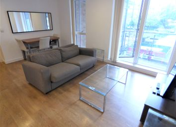 Thumbnail 2 bed flat to rent in Sargasso Court, Voysey Square, Caspian Wharf, London