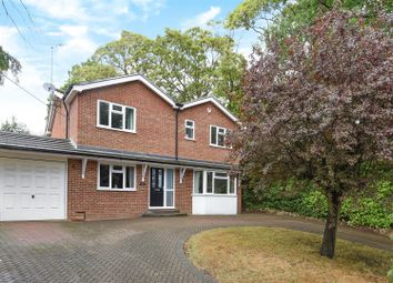 Thumbnail 4 bed detached house for sale in Barkham Road, Wokingham, Berkshire