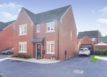 Thumbnail 4 bed detached house for sale in Barnard Drive, Derby