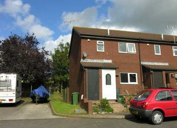 Thumbnail 3 bed end terrace house to rent in Fairmead, Sidmouth