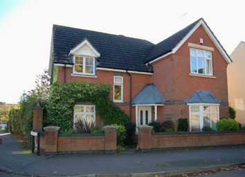 Thumbnail 4 bedroom detached house for sale in Upper High Street, Harpole, Northampton