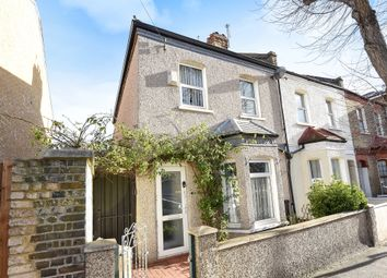 Thumbnail 3 bed terraced house for sale in Noyna Road, London