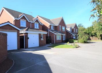 Thumbnail 3 bed detached house for sale in Windermere Drive, Bridlington