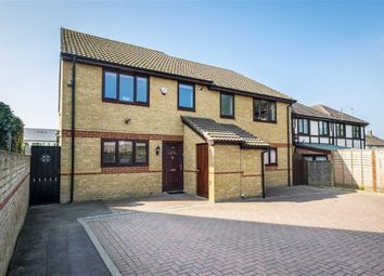 Thumbnail 3 bed semi-detached house for sale in Archie Close, West Drayton, Middlesex