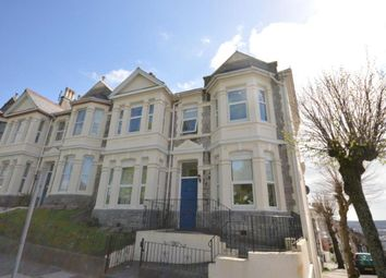 Thumbnail 1 bedroom flat to rent in Lipson Road, Lipson, Plymouth