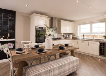 "Thumbnail 3 bedroom detached house for sale in ""Eskdale"" at Carrs Lane, Cudworth, Barnsley"