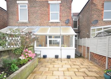 Thumbnail 3 bed terraced house to rent in Funtington Road, Portsmouth