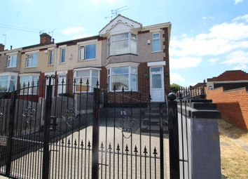Thumbnail 2 bed end terrace house for sale in Forknell Avenue, Coventry