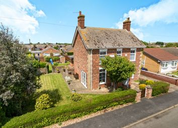 Thumbnail 3 bed detached house for sale in South Crescent, Chapel St. Leonards, Skegness