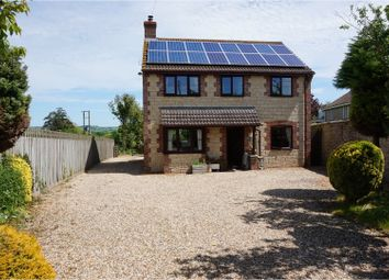 Thumbnail 4 bed detached house for sale in North Cheriton, Templecombe
