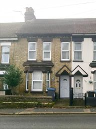 Thumbnail 3 bed terraced house for sale in 128 Crabble Hill, Dover, Kent