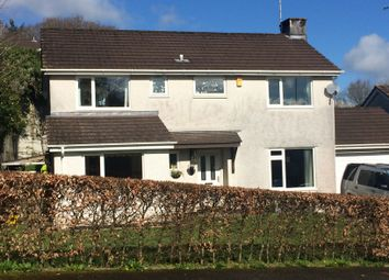 Thumbnail 4 bed detached house for sale in Grange Road, Yelverton