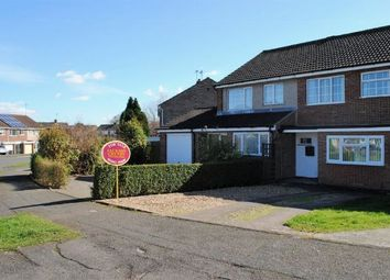 Thumbnail 3 bedroom terraced house for sale in Cottingham Drive, Moulton, Northampton