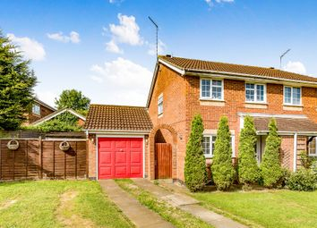 Thumbnail 3 bed semi-detached house for sale in Merryhill, West Hunsbury, Northampton