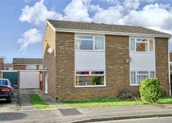 Thumbnail 2 bed semi-detached house for sale in Andrew Road, Eynesbury, St Neots