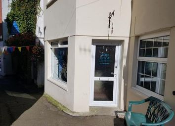 Thumbnail Commercial property for sale in Cliff Street, Mevagissey, St. Austell
