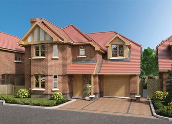 Thumbnail 4 bed detached house for sale in Mayfields, Sindlesham, Berkshire