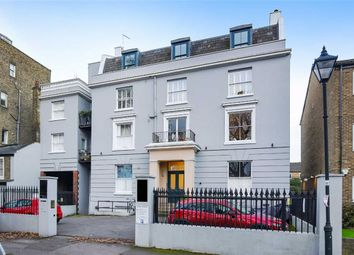 Thumbnail 2 bed flat to rent in Clapham Common South Side, Clapham