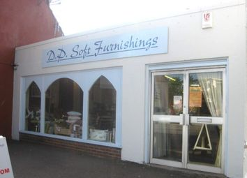 Thumbnail Retail premises for sale in Melton Road, Syston, Leicester