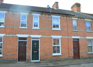 Thumbnail 2 bed terraced house to rent in York Road, Newbury