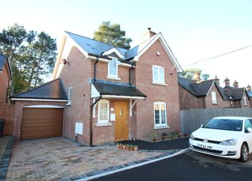Thumbnail 3 bed detached house for sale in Orchard Gardens, Upton, Poole