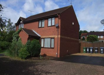 Thumbnail 2 bed semi-detached house to rent in Staveley Way, Brownsover, Rugby