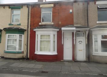Thumbnail 2 bedroom terraced house for sale in Thornton Street, Middlesbrough