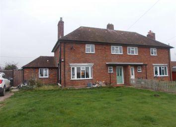 Thumbnail 3 bed semi-detached house for sale in High Hatton, Shawbury, Shrewsbury