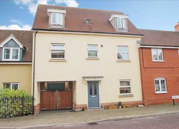 Thumbnail 3 bed town house for sale in James Gore Drive, Colchester