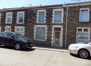 Thumbnail 2 bed terraced house for sale in Dumfries Street, Treorchy, Rhondda, Cynon, Taff.