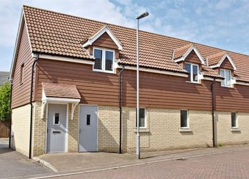 Thumbnail 2 bedroom flat for sale in Blenheim Close, Upper Cambourne, Cambourne, Cambridge