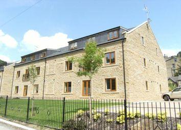Thumbnail 2 bed flat to rent in Spring Grove, Heptonstall, Hebden Bridge