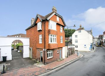 Thumbnail 4 bed semi-detached house for sale in High Street, Lewes, East Sussex