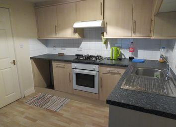 Thumbnail 2 bed flat to rent in Wood Street, Kettering