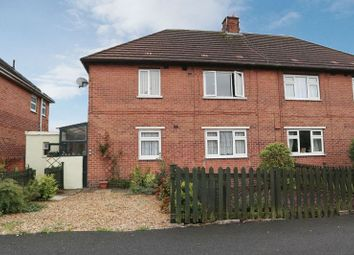 Thumbnail 2 bed flat for sale in Emsworth Road, Blurton, Stoke-On-Trent, Staffordshire
