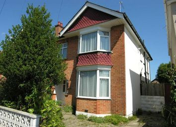 Thumbnail 2 bedroom property to rent in Heathwood Road, Winton, Bournemouth
