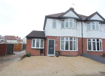Thumbnail 3 bed semi-detached house for sale in Hays Lane, Hinckley