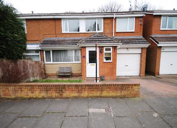 Thumbnail 4 bedroom semi-detached house to rent in Rochester Road, Newton Hall, Durham