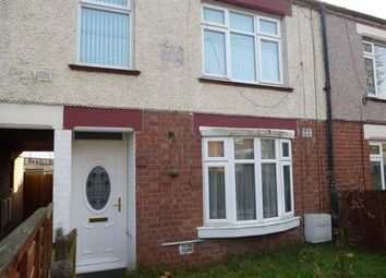Thumbnail 3 bedroom terraced house to rent in Bulwer Road, Coventry
