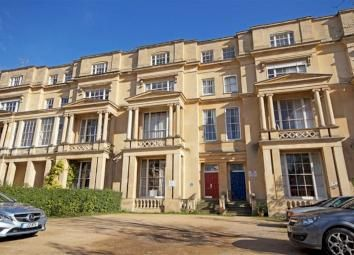 Thumbnail 2 bed flat to rent in Lansdown Terrace, Cheltenham