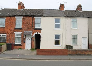 Thumbnail 3 bed terraced house to rent in Shuttlewood Road, Bolsover