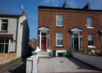 Thumbnail 3 bed end terrace house to rent in Castle St, Southport