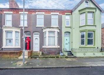 Thumbnail 2 bed terraced house for sale in Newcombe Street, Liverpool, Merseyside, England