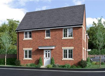 "Thumbnail 3 bedroom semi-detached house for sale in ""Wyre"" at Church Road, Warton, Preston"
