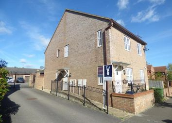 Thumbnail 2 bed maisonette for sale in Ashford Crescent, Grange Farm, Milton Keynes, Buckinghamshire