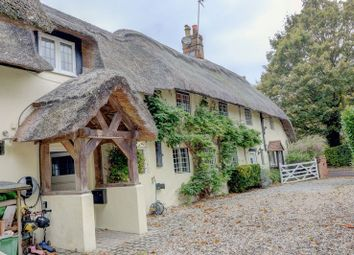 Thumbnail 5 bed cottage for sale in Inkpen Road, Kintbury, Hungerford