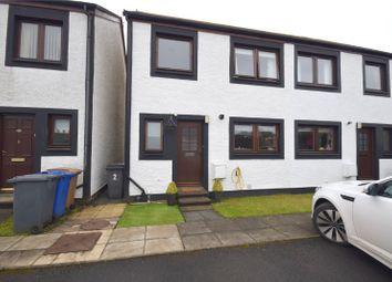 Thumbnail 3 bed semi-detached house for sale in Cooperage Yard, Lochwinnoch, Renfrewshire